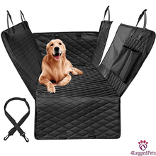 Load image into Gallery viewer, 4LEGGEDPETS Car Seats Cover Black / L