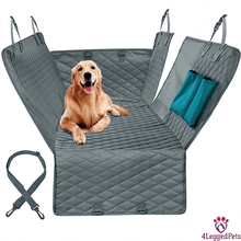 Load image into Gallery viewer, 4LEGGEDPETS Car Seats Cover Gray / L