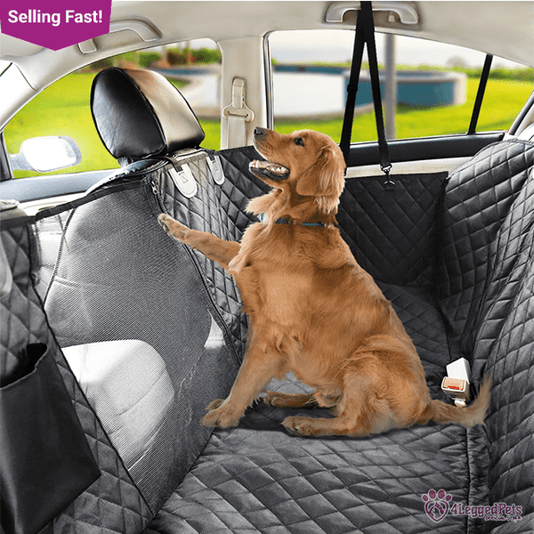 4LEGGEDPETS Car Seats Cover