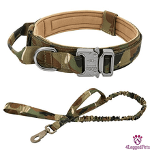 Load image into Gallery viewer, 4LEGGEDPETS Collar / Leash Set Camouflage Set / XL