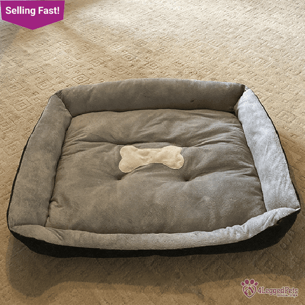 4LEGGEDPETS Cozy Bed