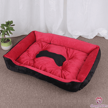 Load image into Gallery viewer, 4LEGGEDPETS Cozy Bed Deep red / XL