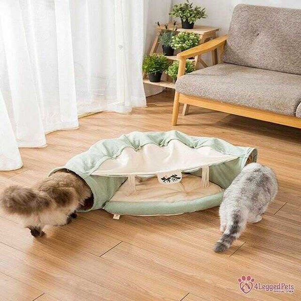 4LEGGEDPETS Interactive Tunnel