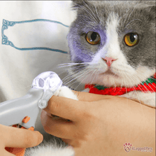 Load image into Gallery viewer, 4LEGGEDPETS LED Claws Clippers