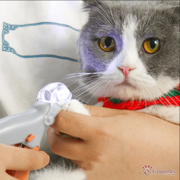 4LEGGEDPETS LED Claws Clippers