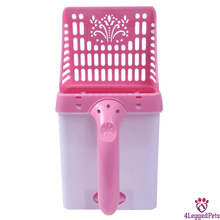 Load image into Gallery viewer, 4LEGGEDPETS Litter Shovel Pink