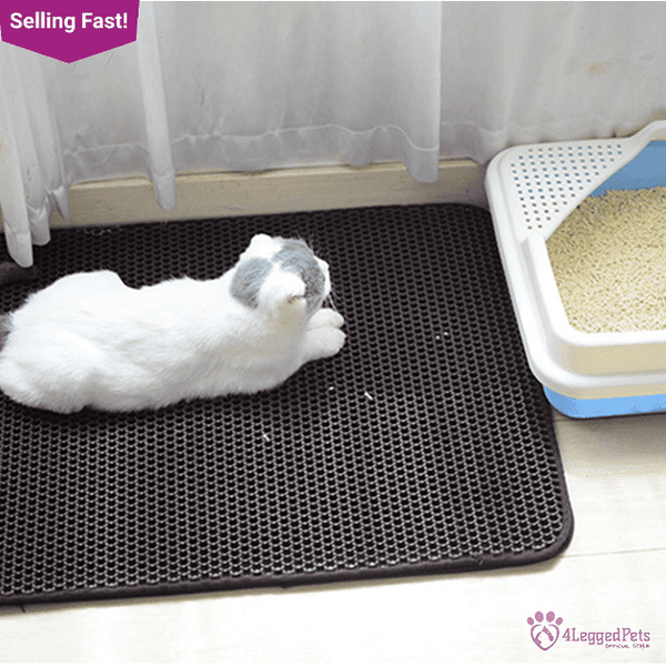 4LEGGEDPETS Mat for Litter