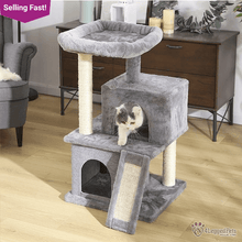 Load image into Gallery viewer, 4LEGGEDPETS Tree Tower 2