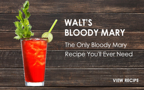 walt garrison bloody recipe