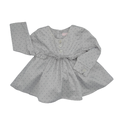 Dark Gray BLOUSE - REPETTO - 6 MOIS