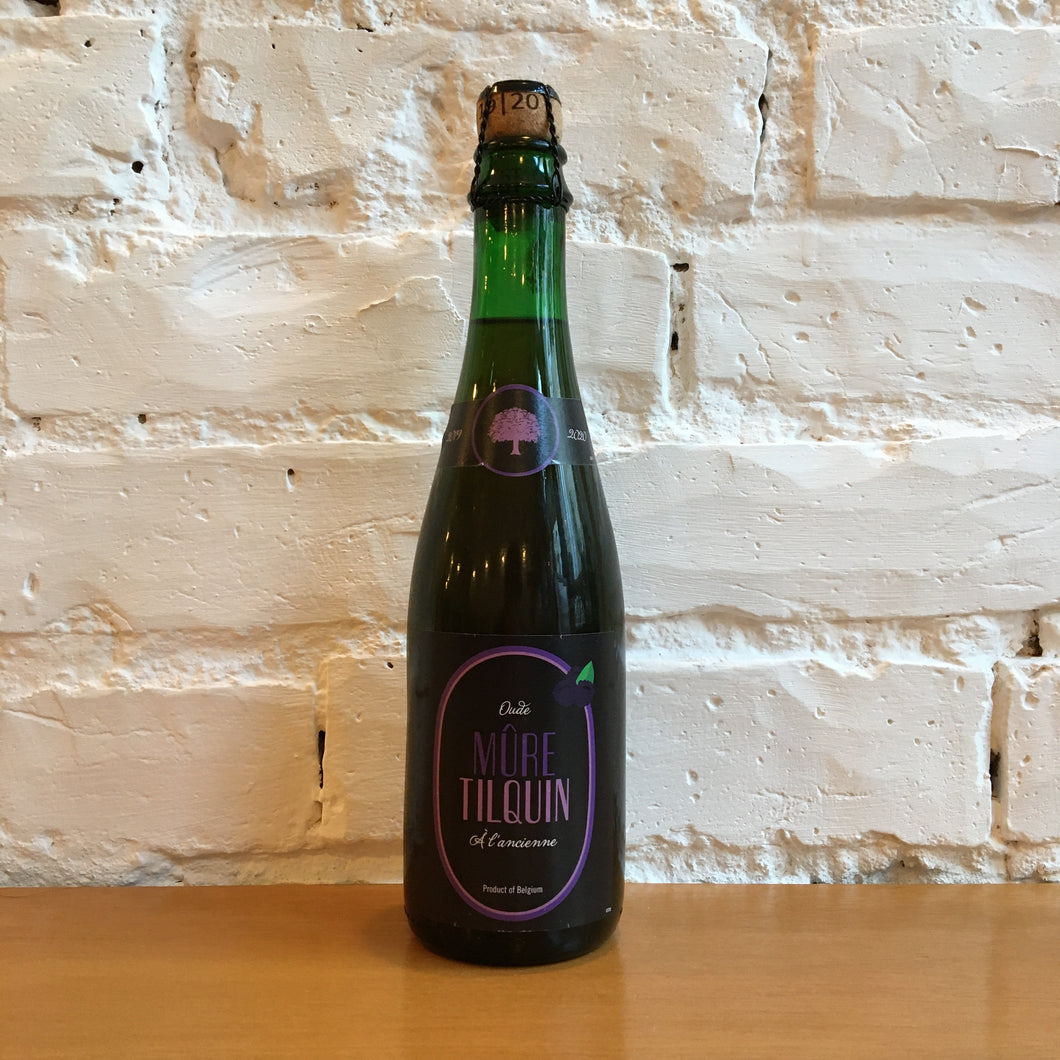 Tilquin Mure A L'Ancienne Blackberry Geuze Lambic 6.0%