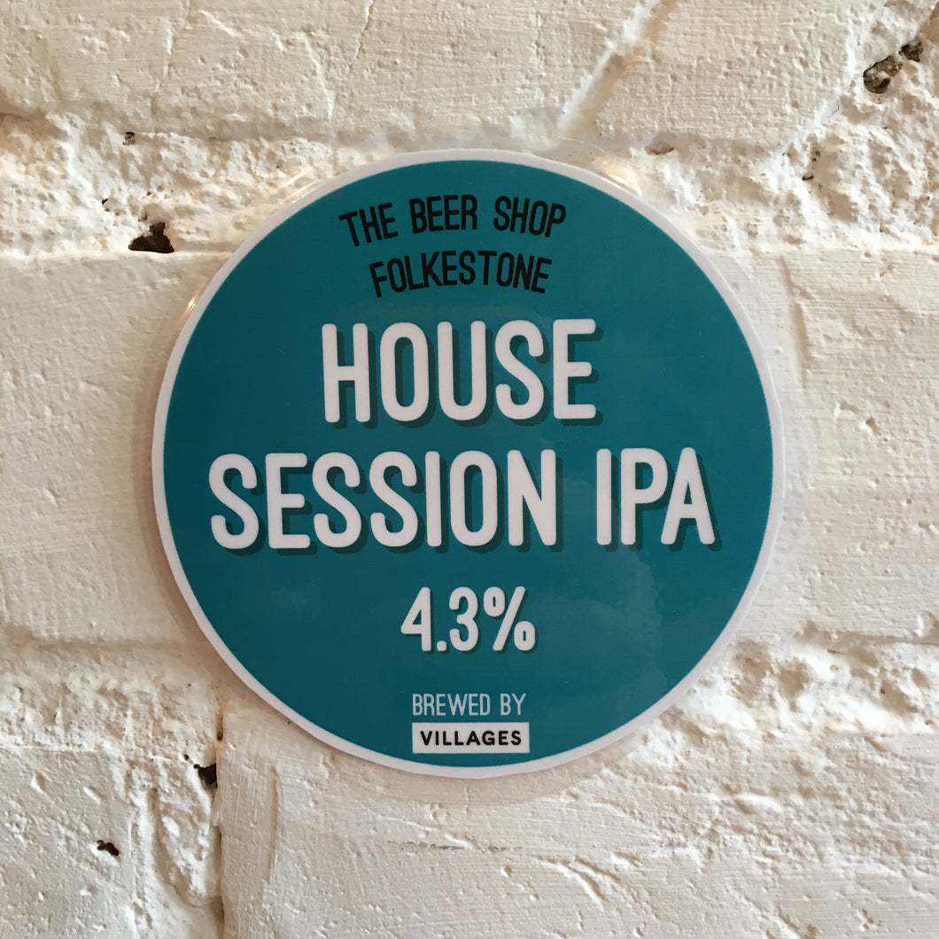 KEG Beer Shop House Session IPA 4.3%