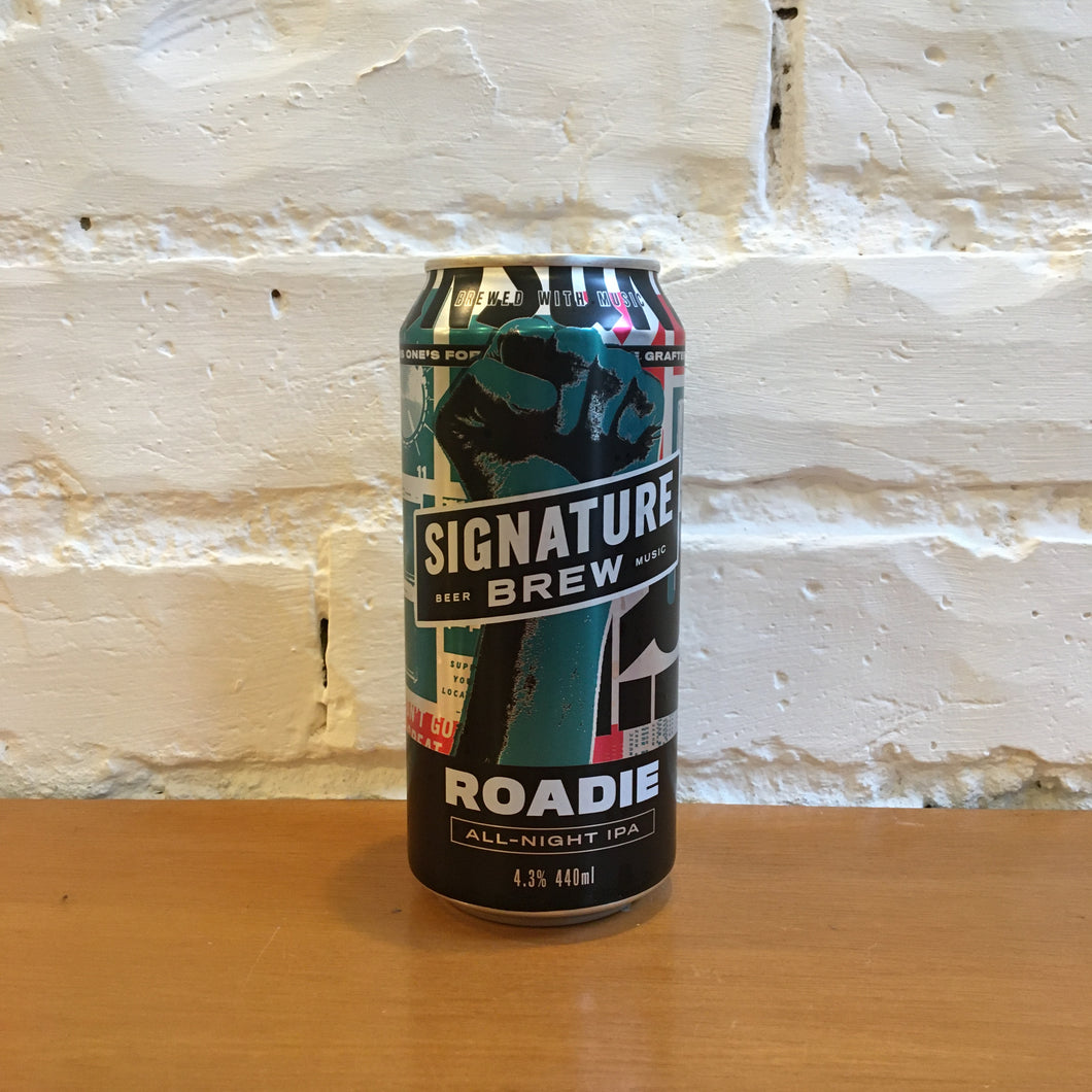 Signature Roadie IPA 4.3%