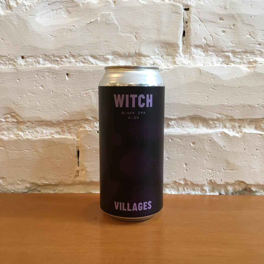 Villages Witch Black IPA 6.5%