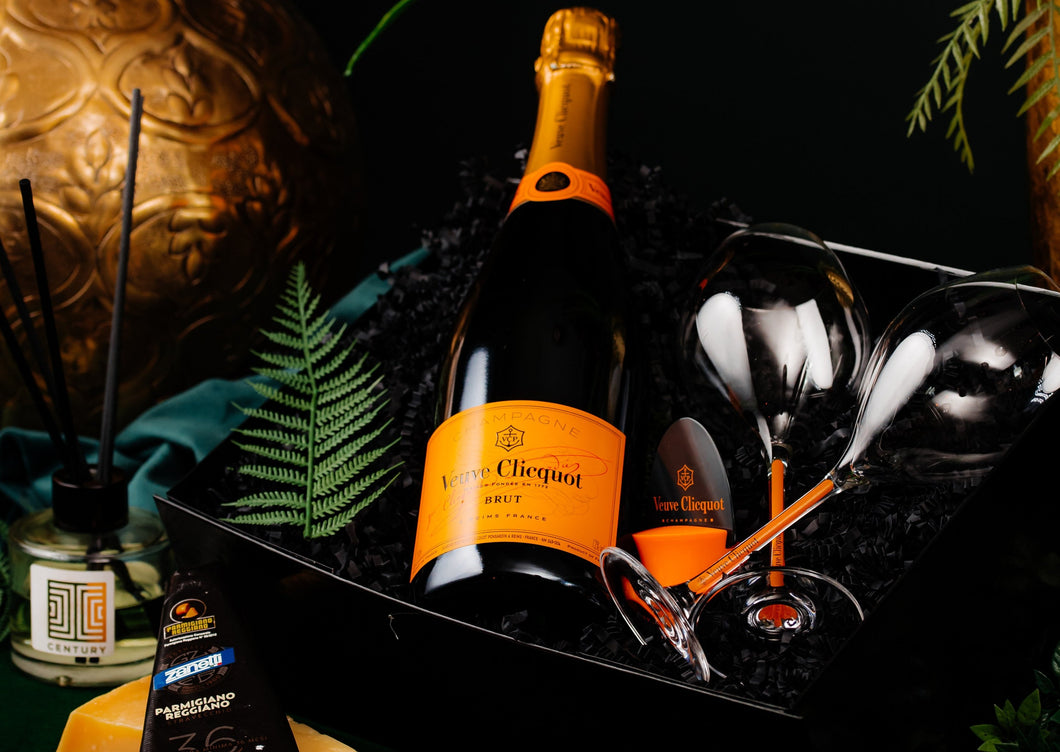 Veuve Clicquot Yellow Label Champagne Experience