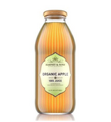 HARNEY AND SONS ORGANIC APPLE JUICE 16oz
