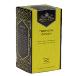 HARNEY AND SONS TROPICAL GREEN PREMIUM 20 SOBRES