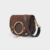 Mara Bag in Somber Brown Leather