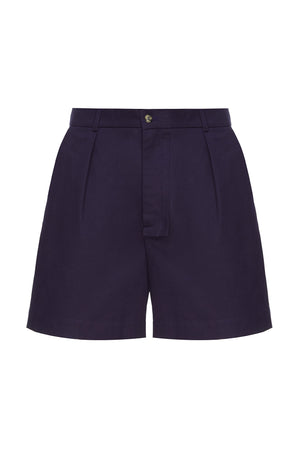Purple shorts