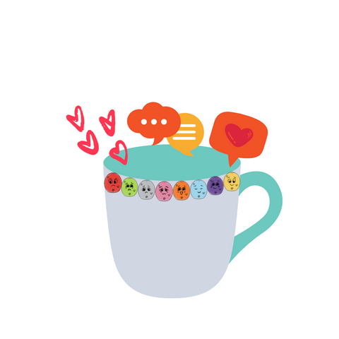 emotional cup
