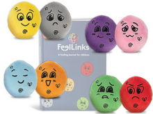 Load image into Gallery viewer, FeelLinks Dolls and Journal Set