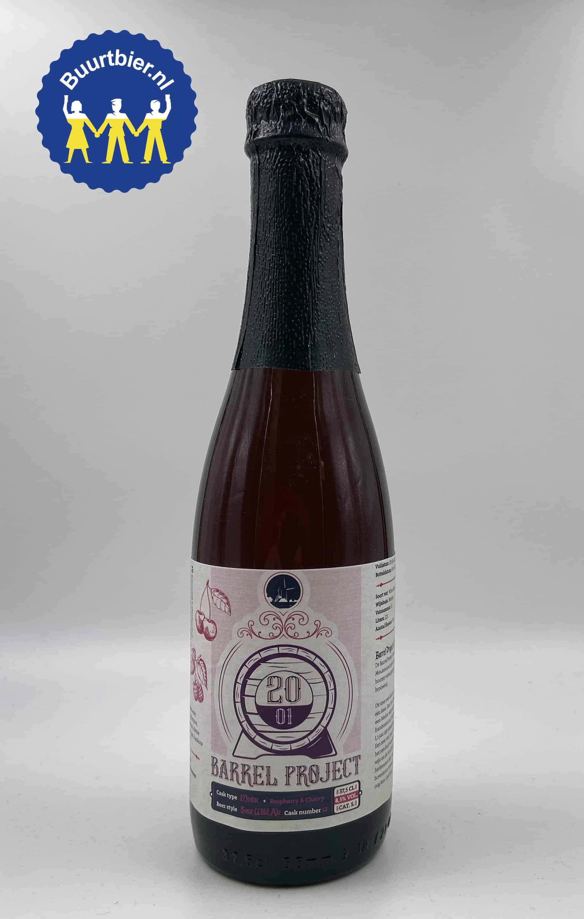 20.01 Barrel Project 37,5cl - Brouwerij 't Meuleneind