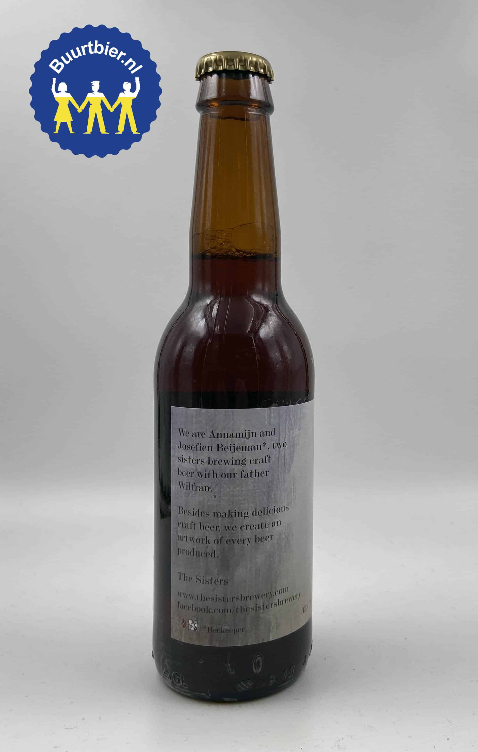 Nectar Barley Wine 33cl - The Sisters Brewery