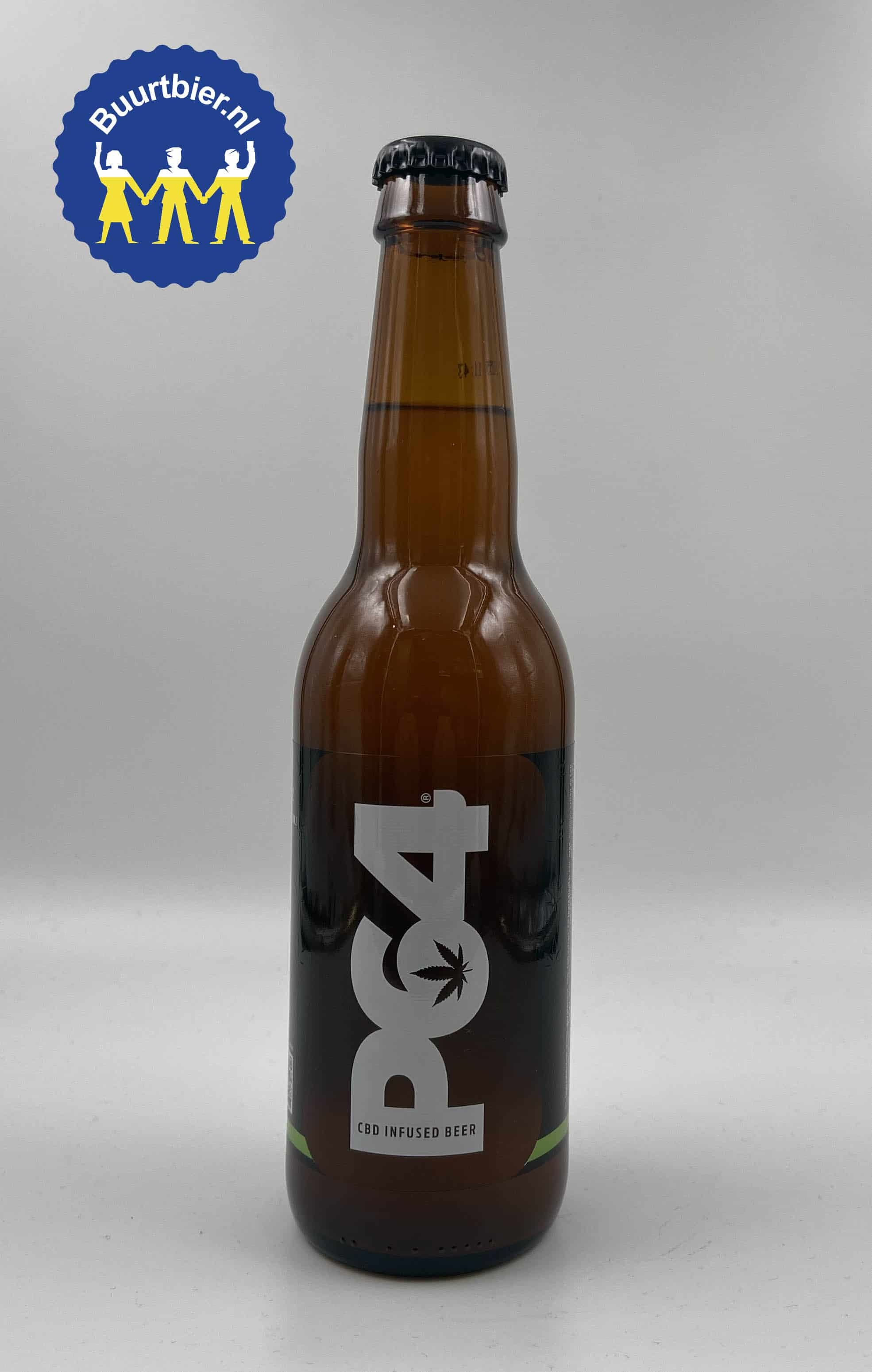 P64 CBD infused 33cl - P64 Beer