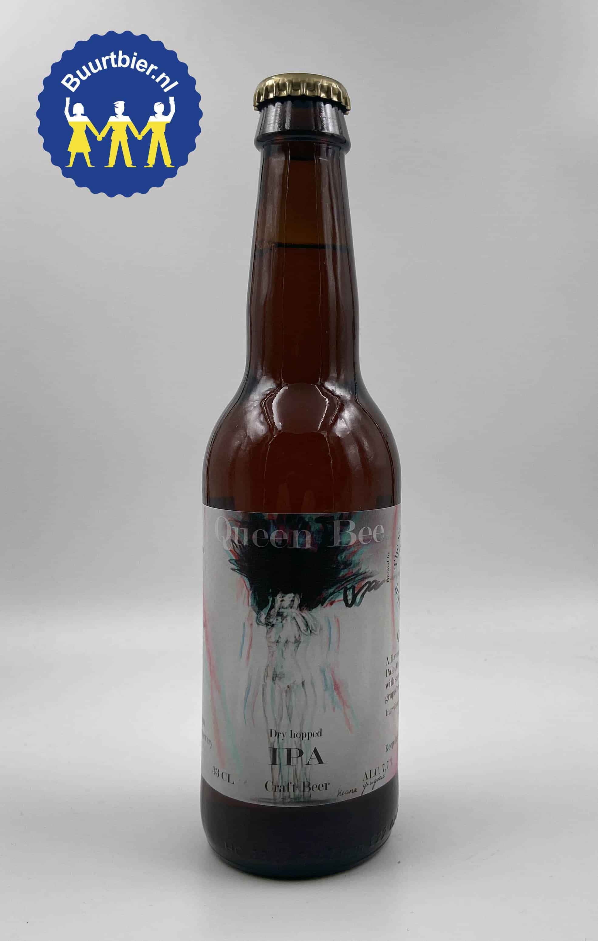 Queen Bee IPA 33cl - The Sisters Brewery
