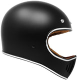 GDM REBEL Retro Motorcycle Helmet with Bluetooth Headset
