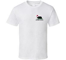 Load image into Gallery viewer, California Republic Pocket Style T Shirt
