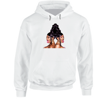 Load image into Gallery viewer, Cardi B And Megan Thee Stallion's Hoodie