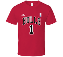 Load image into Gallery viewer, Derrick Rose Chicago Bulls T Shirt