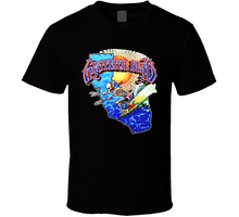Load image into Gallery viewer, Grateful Dead Band Black T Shirt