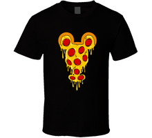Load image into Gallery viewer, Mickey Pizza T Shirt
