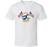 Load image into Gallery viewer, Proud American T Shirt
