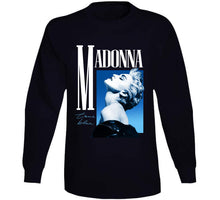 Load image into Gallery viewer, Madonna True Blue Hoodie