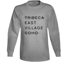 Load image into Gallery viewer, Tribeca East Village Soho Sport Grey Hoodie