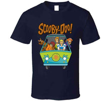 Load image into Gallery viewer, Scooby Doo Ladies T Shirt