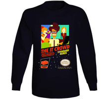 Load image into Gallery viewer, The It Crowd Nes Game T Shirt