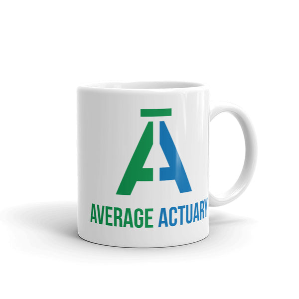Average Actuary Mug