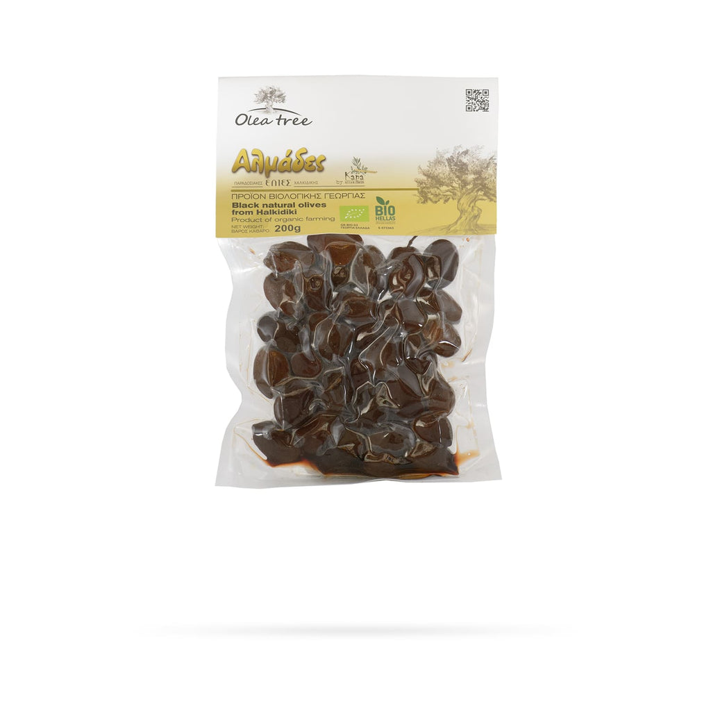 Black olives Almades