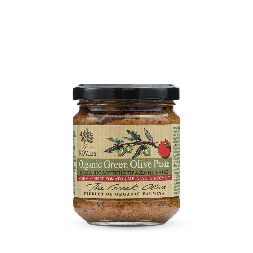 Sundried tomato olive paste