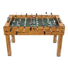 48 Inch Foosball Table with Plastic Cup Holder