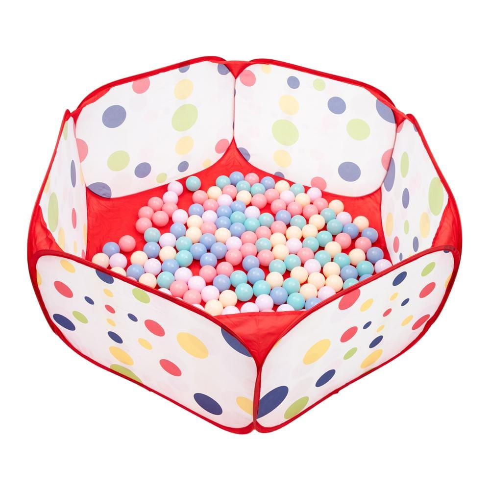 "47"" Portable Ocean Ball Pit Pool"