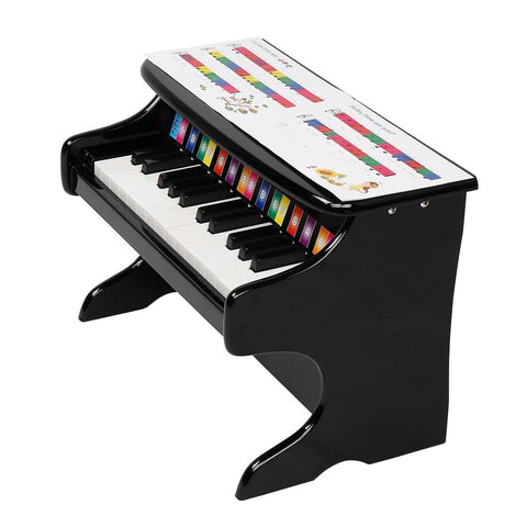 Image of 25-key Children's Wooden Piano