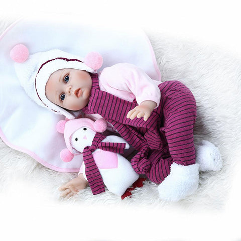 Body Simulation Doll: 22-Inch