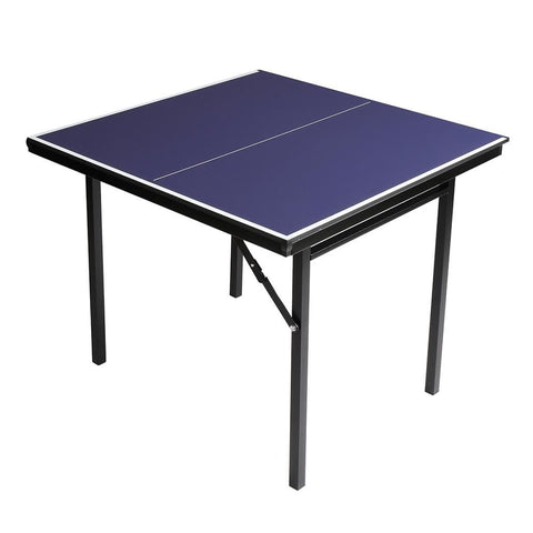 Children's Table Tennis Table with Eight Legs