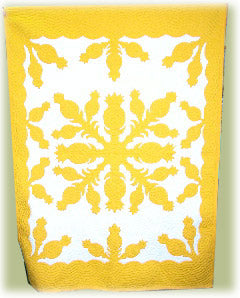 Pineapple Crib Quilt Kit