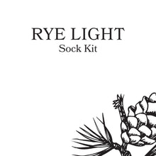 Load image into Gallery viewer, Rye Light Sock Kit